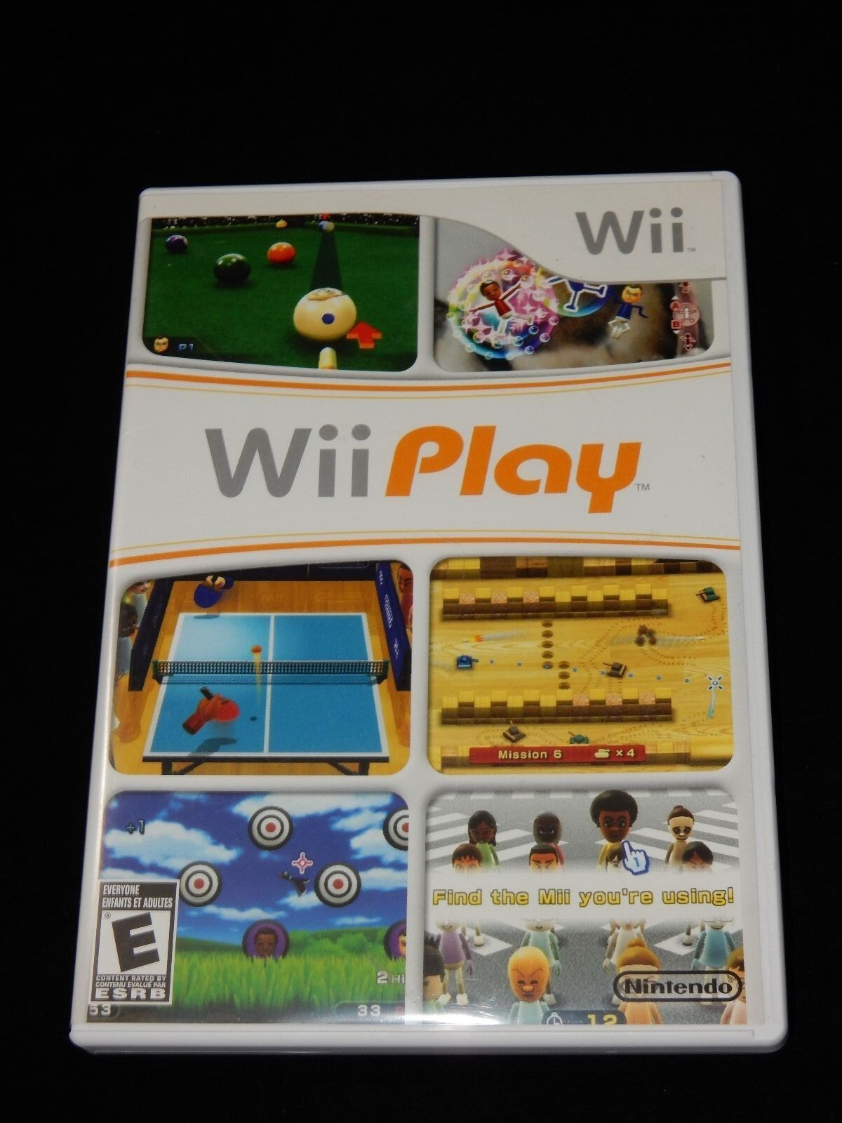 Primary image for Wii Play (Nintendo Wii, 2007) COMPLETE