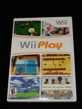 Wii Play (Nintendo Wii, 2007) COMPLETE - $6.99
