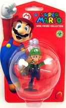 Nintendo Super Mario 2 inch Luigi Mini Figure Brand NEW! - $18.99