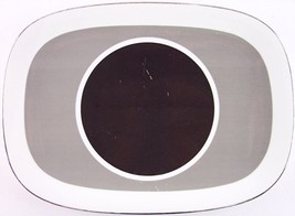 "Block Langenthal Switzerland Transition Interaction 13-3/4"" Oval Serving... - $15.99"