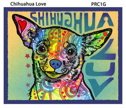 Dean Russo Plaketten Chihuahua Liebe Brooklyn -basierend Perfect Gift Ko... - $25.66 CAD