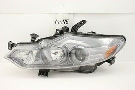 USED OEM HEAD LIGHT HEADLIGHT LAMP HEADLAMP NISSAN MURANO HALOGEN 09-14 ... - $143.55