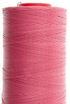 1.0mm Pink Peony 25 Tiger Wax Thread For Hand Sewing. 25 - 125m length (25m) - $5.88