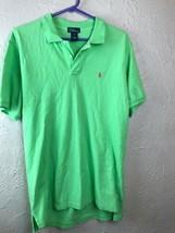 Ralph Lauren Polo Green Kid Boy Size XL 20 - $12.16