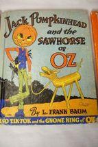 3 L Frank Baum 1939 Books Pumpkinhead - Road - Land image 3