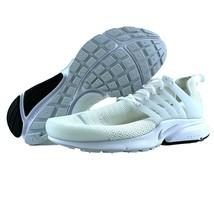 Nike Air Presto Size 9 Womens Triple White Pure Platinum Running Shoes M... - $129.95