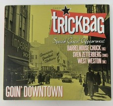 Trickbag: Goin' Downtown (CD, Magic Production, 0004) - $12.22