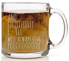 And I Will Always Love You Coffee Mug - Gift Cup Ideas for Wife, Husband... - $21.31