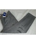 Jack & Jones Men's Ace Milton Cropped JOS 420 Pants Gray MSRP $104 - $24.95