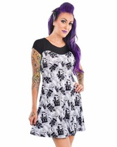 TOO FAST HAUNTED HOUSE DAME DRESS WDDA-T-HAUNT ... - $59.99