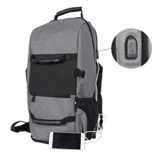 Samaz Travel Business Water Resistant Laptop Backpack with USB Charging ... - €79,60 EUR
