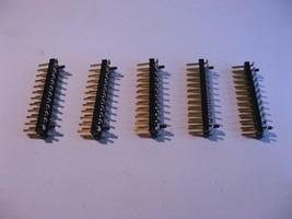 Molex 87759-2450 24P Vertical 2mm Header Connector Gold SMT - NOS QTY 5 - $9.49