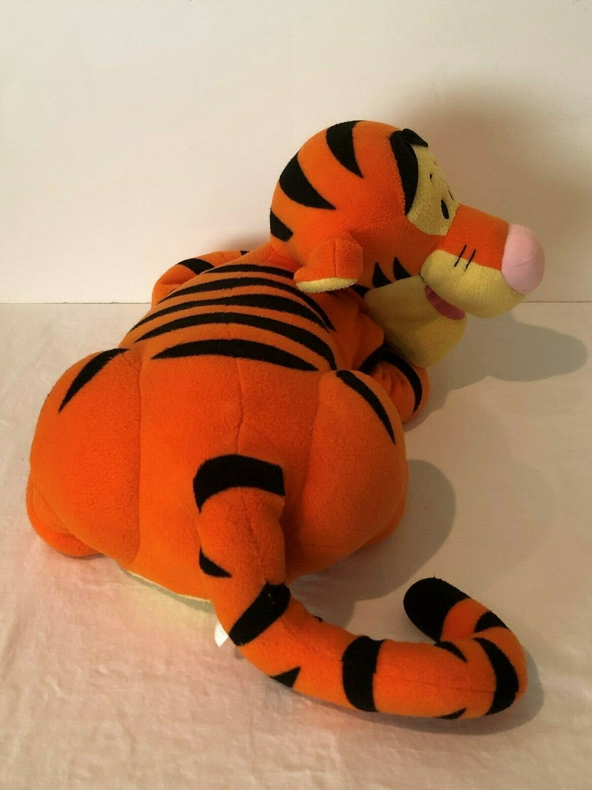 "Disney Tigger Plush 22"" Stuffed Animal Large Tiger Laying Down Big Soft Toy image 6"