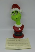 2000 Hallmark Grinchy Claus The Dr. Seuss Collection The Grinch - $19.95