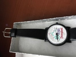 DISNEYLAND BY LORUS 35YRS new watch for collectors - $10.00
