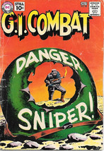 G.I. Combat Comic Book #88, Dc Comics 1961 Very GOOD- - $82.16