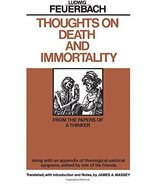 Thoughts on Death and Immortality: From the Papers of a Thinker, along w... - $27.00