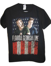 Florida Georgia Line 2012 THIS IS HOW WE ROLL T Shirt sz S Concert Count... - $190,06 MXN