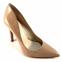 Jessica Simpson Cassani Nude Patent Pointy High Heel Pumps - $94.00