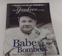 NEW YORK POST--THE YANKEES CENTURY PART 1: THE POWER of Pinstripes - $5.94
