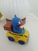 ~~Replacement Grover car for 2013 ELMO TRAIN RAILS & ROADS SESAME STREET... - $7.91