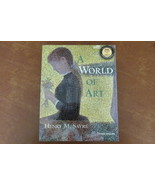 A World of Art by Henry M. Sayre, Third Edition, 2000, Unused CD Rom - $9.99
