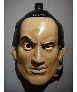 THE SCORPION KING THE ROCK WWE HALLOWEEN MASK PVC NEW - $5.95