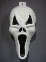 Scream Movie Ghostface Halloween Mask Pvc New - $5.95