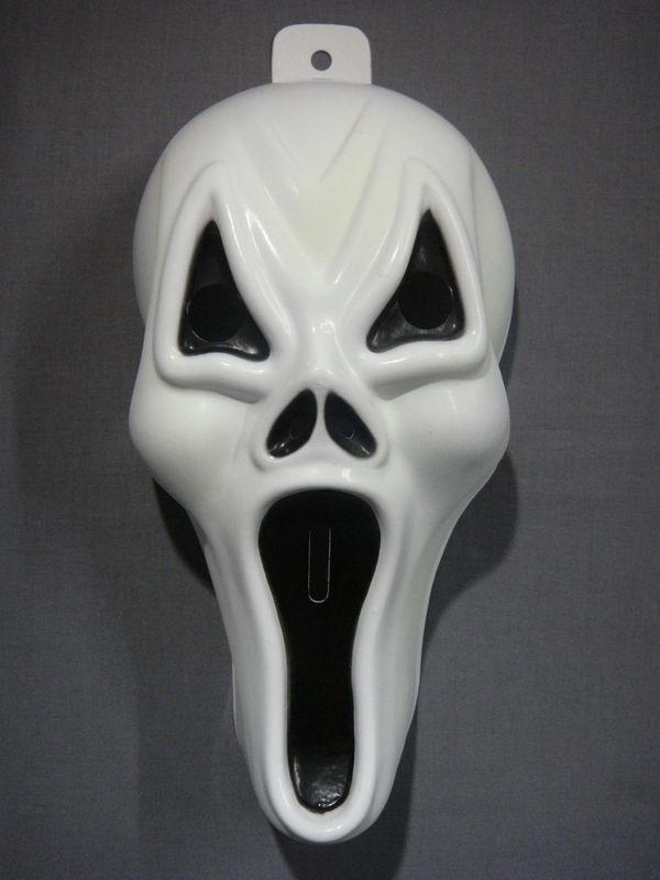 SCREAM MOVIE GHOSTFACE HALLOWEEN MASK PVC NEW