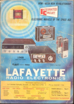 Lafayette Operating Manuals * PDF * CDROM - $9.99