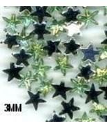 1100 Rhinestones LT. GREEN Mix Shapes lots JeweL Crafts - $15.51