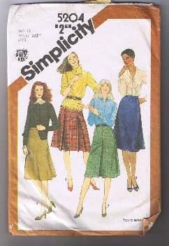 Sp 32 simplicity 5204