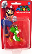 Super Mario Keychain 2 inch Mini Figure - Yoshi Brand NEW! - $24.99