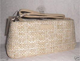 NWT! Kenneth Cole ReAction Baguette hobo Clutch... - $14.99