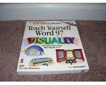 Teach yourself word 97 visually book thumb155 crop
