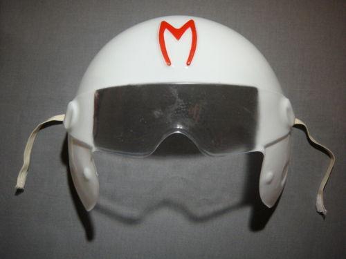 SPEED RACER MACH GO GO GO HALLOWEEN MASK PVC NEW