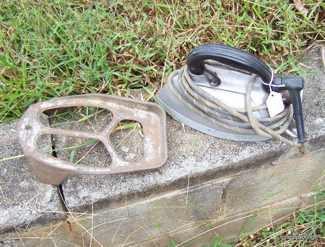 Silex electric iron 002