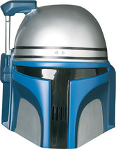 Star Wars Jango Fett Pvc Collectable Halloween Mask - $6.88