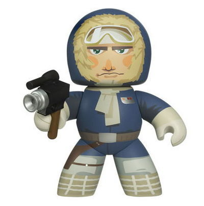 STAR WARS MIGHTY MUGGS HAN SOLO FIGURE NEW