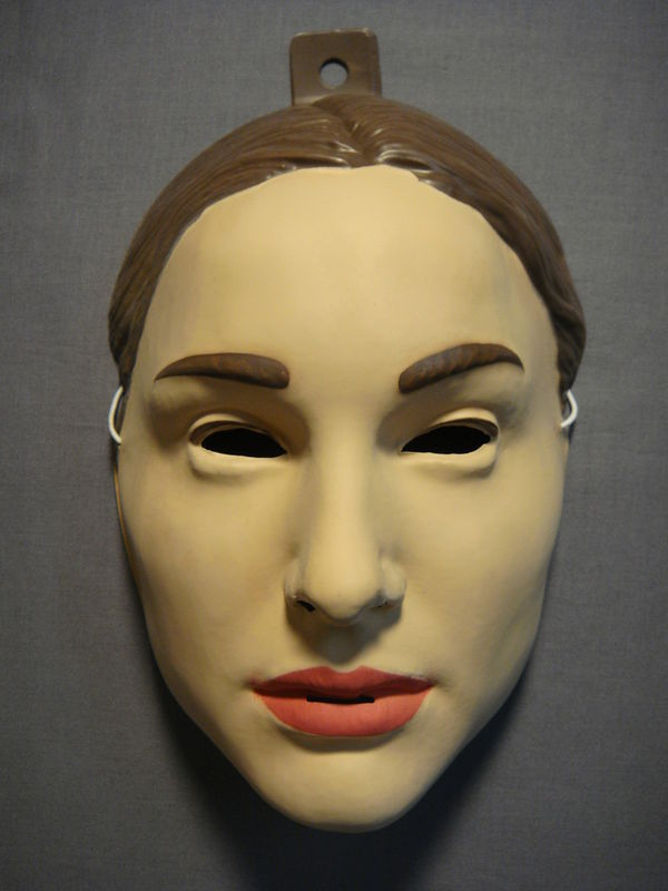 STAR WARS PADME NABERRIE QUEEN AMIDALA HALLOWEEN MASK