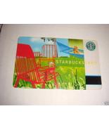 STARBUCKS CARD 2004 SUMMER GIFT CARD LAWN CHAIR OUTSIDE - $9.99