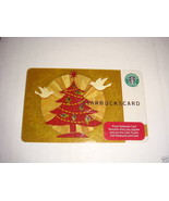 STARBUCKS CARD 2008 CHRISTMAS DAY GIFT CARD   - $4.95