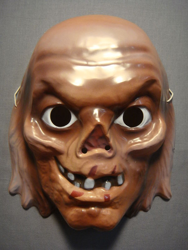 TALES FROM THE CRYPT THE CRYPT KEEPER HALLOWEEN MASK B