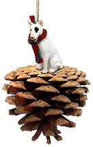 Conversation Concepts Bull Terrier Ponderosa Pet Ornament - $16.99