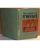 The Mixed-Up Twins by Carolyn Haywood PC HB 1967 - $2.49