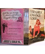 Every Girls Romance Stories HB with dust jacket... - $4.99