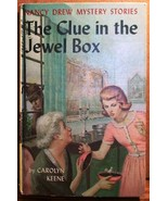 Nancy Drew The Clue in the Jewel Box #20 Early PC - $4.99