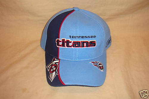 TENNESSEE TITANS HAT NFL NEW ADJUSTABLE