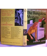 Nancy Drew #3 The Bungalow Mystery Lsts to Fire... - $5.99