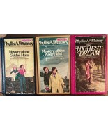 3 Phyllis Whitney Hardbacks Young Adults - $6.50